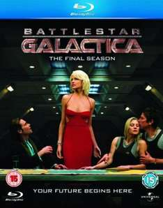 Battlestar Galactica - All Seasons & The Plan (Blu-ray) - £67.03 @The Hut & Play