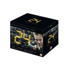24: Seasons 1-8 and Redemption (DVD) - £49.97 @ Amazon