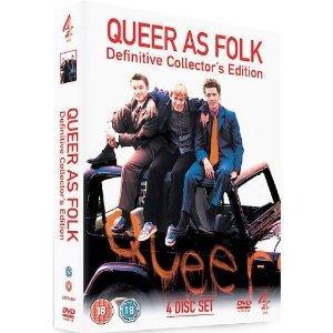 Queer As Folk (Definitive Edition) (DVD) - £6.97 @ Amazon