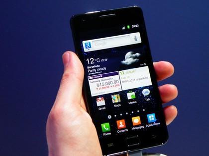 Samsung Galaxy S II - £149.99 then £13.50 x24 + £130 Cashback (Quidco) @ O2