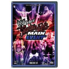 WWE - The Best of Saturday Night's Main Event (DVD) (3 Disc) - £4.49 Delivered @ CD Wow