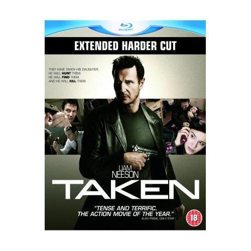Taken: Extended Harder Cut (Blu-ray) - £7.99 Delivered @ Amazon & HMV
