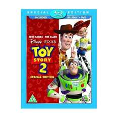 Toy Story 1, 2 & 3 Box Set (Blu-ray) (4 Disc) - £21.34 Delivered (using code) @ Price Minister Sold by Base
