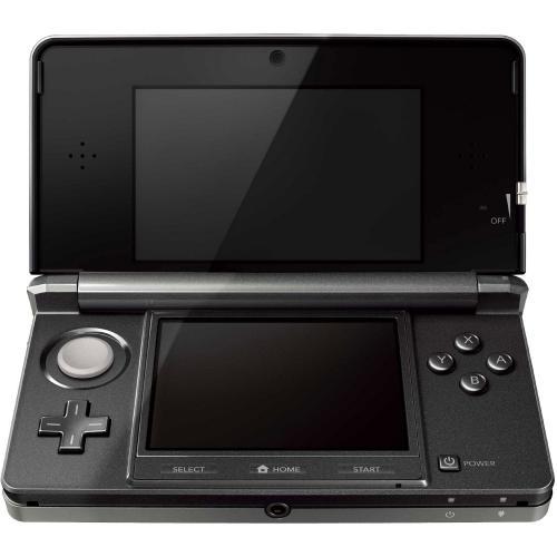 Nintendo 3DS Console Cosmos Black - £164.99 Delivered @ Amazon UK + Bundle Deals + Nectar Points