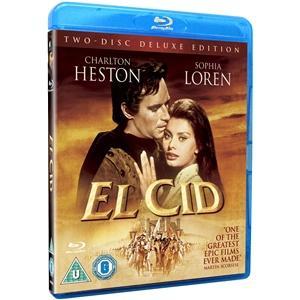 El Cid (Blu-ray) (2 Disc) - £7.99 @ Play