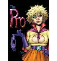 The Pro by Garth Ennis (Paperback) - £3.22 (using code) @ Book Depository
