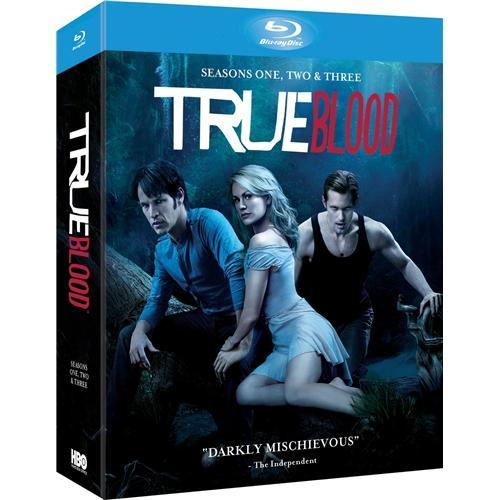 True Blood: Seasons 1 - 3 Box Set (Blu-ray) (Pre-order) - £35.99 (using code) @ Sainsburys Entertainment