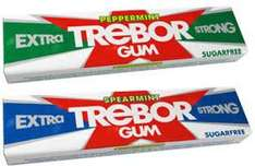 2 packets of Trebor extra strong chewing gum for only 34p = 17p each @ Morrisons