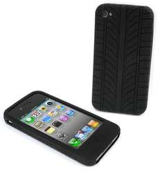 iPhone 4 Silicone Case/Skin (Tyre Pattern) - £0.69 Delivered @ 7dayshop
