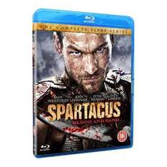Spartacus: Blood And Sand - Series 1 (Blu-ray) (4 Disc) - £23.99 (using code) @ Sainsburys Entertainment