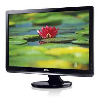 """Dell ST2220L LED LCD 21.5"""", Full HD 1920x1080, VGA/DVI/HDMI, 8000000:1, 250cd/m2, 5ms - £118.79 Delivered @ Scan"""