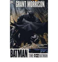 Batman: Time and the Batman by Grant Morrison & Frank Quitely (Hardback) - RRP £14.99 only £7.74 delivered @ The Book Depository