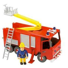 Fireman Sam Friction Jupiter Fire Engine - £5.98 Delivered @ eBay Argos Outlet