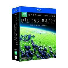Planet Earth: Special Edition (6 Discs) (Blu-ray) - £11.69 Delivered (using code) @ Price Minister sold by Baseuk
