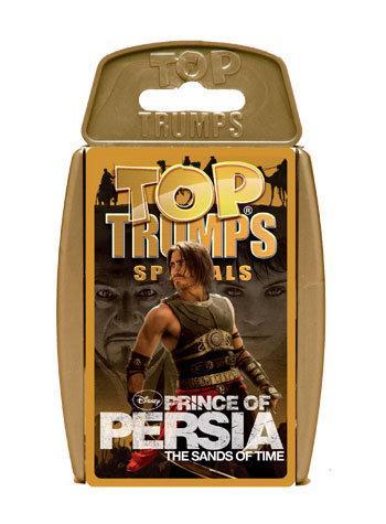 Top Trumps Specials Prince of Persia   96p @ Amazon