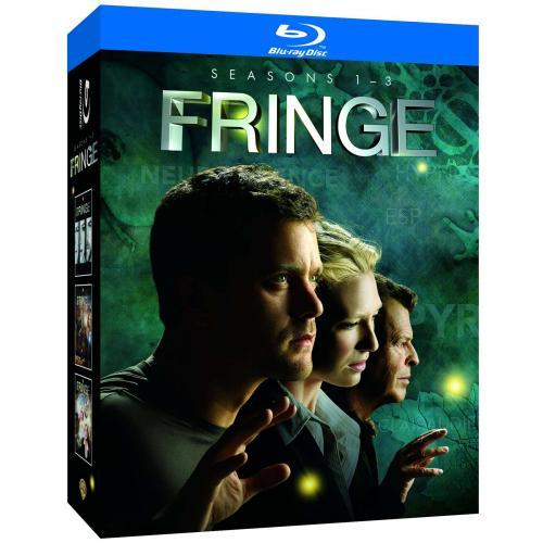 Fringe: Seasons 1-3 (Blu-ray) - £38.39 (using code) @ Sainsburys Entertainment