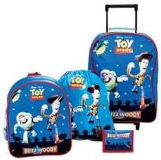 Luggage Sets - Toy Story 4 Piece - £10.98 / Boys Dinosaur 4 Piece - £9.98 / Le Coq Sportif 5 Piece - £9.98 @ eBay Argos Outlet