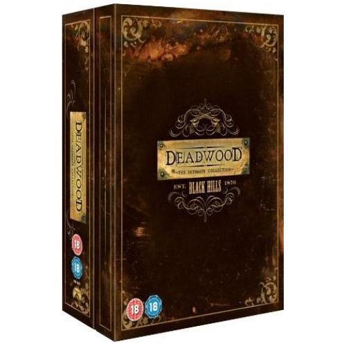 Deadwood Complete Seasons 1-3 (DVD) - £21.59 (using code) @ Sainsburys Entertainment
