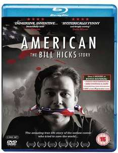 American - The Bill Hicks Story (Blu-ray) - £8.40 @ Amazon