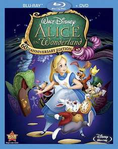 Alice in Wonderland (Blu-ray) - £7.99 (using code) @ Sainsburys Entertainment