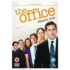 The Office: An American Workplace: Season 5 (DVD) - £17.99 Delivered @ Play