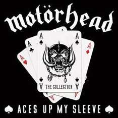 Motorhead - Aces Up My Sleeve (CD) - £3 Delivered @ Tesco Entertainment