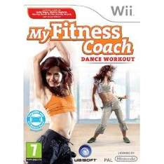 My Fitness Coach: Dance Workout (Wii) - £8.99 @ Play & Amazon