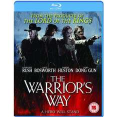 The Warriors Way (Blu-ray) - £7.99 Delivered @ Amazon & Play