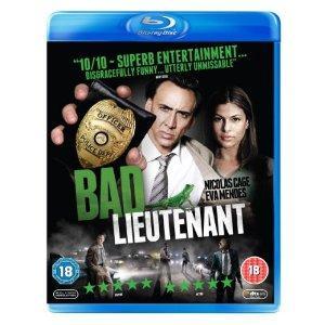 Bad Lieutenant (Blu-ray) - £6.79 @ HMV
