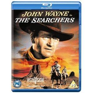 The Searchers (Blu-ray) - £5.99 @ HMV