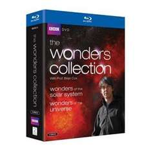 Wonders of The Universe / Wonders of The Solar System Box Set (Blu-ray) (3 Disc) - £19.19 (using code) @ Sainsburys Entertainment