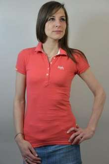 Womens Superdry Polo's - £9.99 (DOTD) @ eBay Superdry Outlet