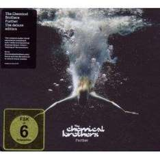 The Chemical Brothers - Further (CD + DVD) - £3.50 @ Amazon