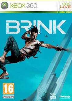 Trade-In Brink (Xbox 360) or (PS3) For £35 Credit @ HMV