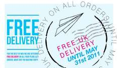 Free Delivery on Orders over £40 @ PlainLazy.com