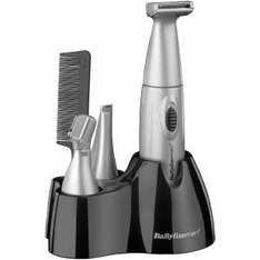 Babyliss 6-in-1 Grooming Kit - £7.99 Delivered @ Comet
