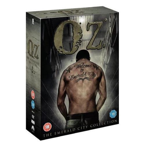 Oz - Complete Season 1-6 (DVD) - £38.65 (using code) @ Tesco Entertainment + 8% Quidco
