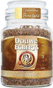 Douwe Egberts Pure Gold & Pure Indulgence Instant Coffee 200G Half Price Only £2.99 @ Tesco