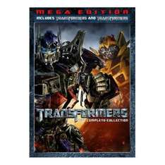 Transformers / Transformers: Revenge of the Fallen - Double Pack  (DVD) (2 Disc) - £5.59 (using code) @ Price Minister Sold by Gzoop