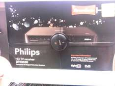 Philips DTR5520 Freeview HD Box - £50 @ Tesco (Instore, Store Specific?)