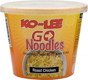 3 X Ko-Lee Roast Chicken Noodles £1 in Poundland
