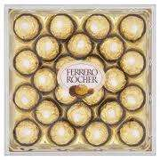HUGE Box of 24 Ferrero Rocher only £2.49 in B&M advised this is NATIONWIDE!