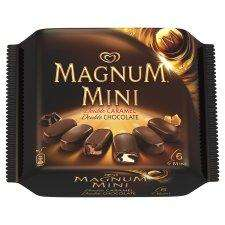 Magnum Mini various flavour half price @ Tesco