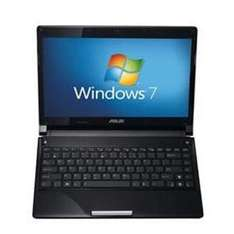 """Asus 13.3"""" Notebook, Intel SU7300, 3GB memory, 320GB disk, Windows 7, 6 hour battery - £339.97 @ CCL Online"""