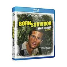 Born Survivor: Bear Grylls - Season 4 (Blu-ray) (2 Disc) - £7.99 @ Play