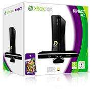 Xbox 360 Slim Console: 4GB + Kinect - £199.99 Delivered @ Best Buy