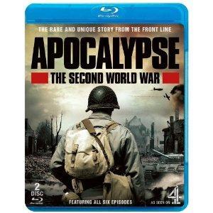 Apocalypse - The Second World War (Blu-ray) - £7.99 or (DVD) - £4.50 @ Amazon & Play