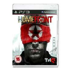 Homefront (PS3) (Pre-owned) - £19.44 @ Play Sold by Zoverstocks