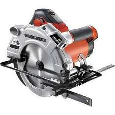 Black & Decker 1500W Circular Saw Model KS1500LK - Heavy Duty £54.00 @  Black & Decker Direct Outlet