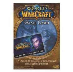 World of Warcraft 60 Day Pre-paid Game Card - £15.99 @ Amazon